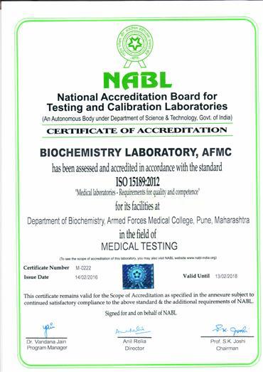 pune in job for laboratory technician